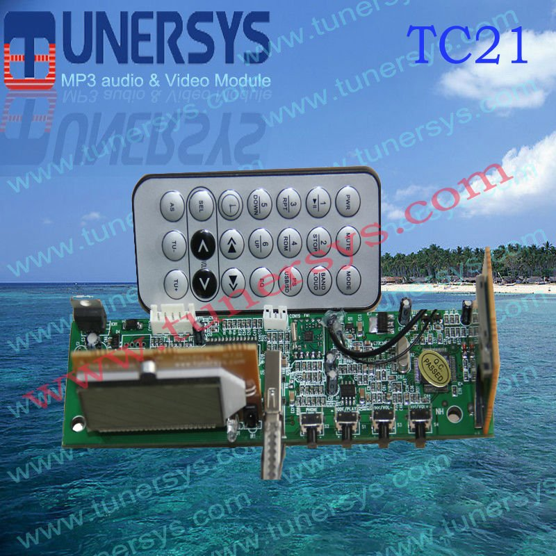 TC21 mp3 sound converter
