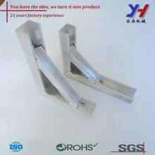 Heavy duty extruded aluminum profile/aluminum argon arc welding products custom as your drawing