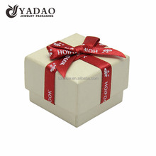 Wholesale China factory cheap paper folding jewelry sets gift boxes support OEM and logo painting