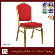 Popular sales banquet aluminum steel chair