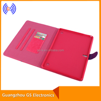 Fashion Leather Case For Ipad mini,Wallet Pu Leather Case Wholesale In China