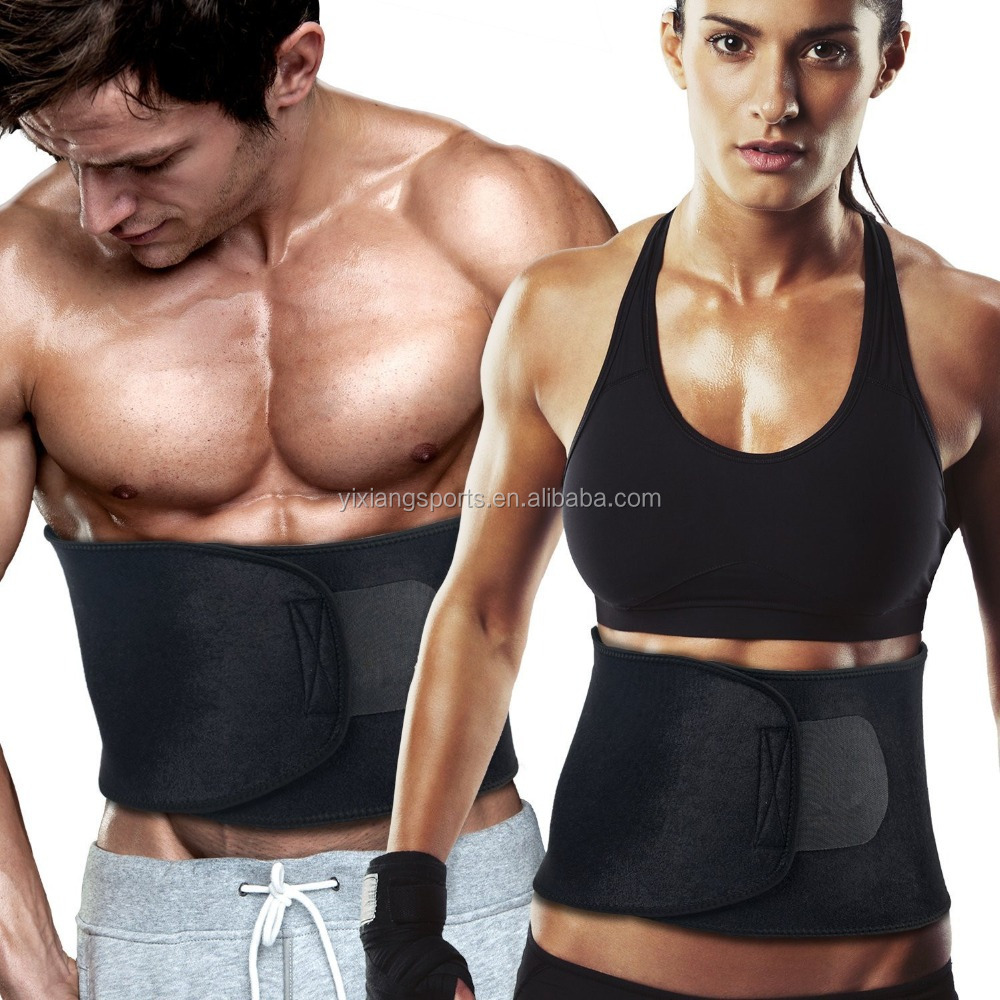 Adjustable Fit Waist Trimmer Tummy Belt/Burn fat sweat lose weight belt