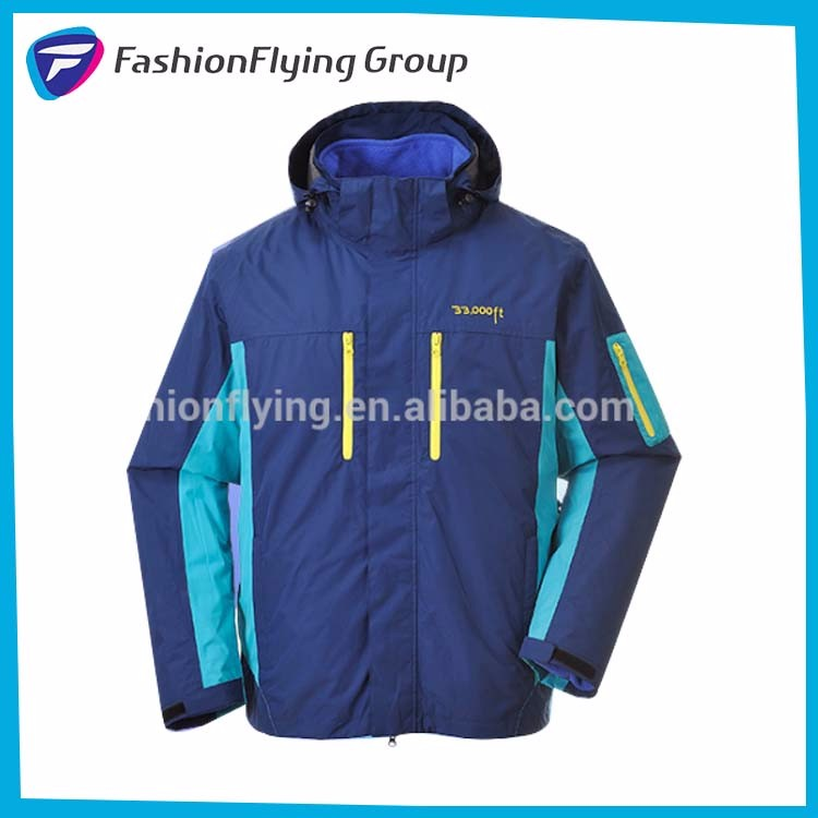 RM3210AN High Quality Windproof Waterproof Color Light Jacket