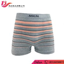 2017 New Arrival seamless underwear men cuecas boxers for men boxer motorcycle man underwear christmas pajamas