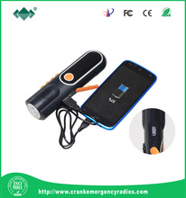 Shenzhen LED Dynamo Torch Charging Smartphones