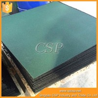 UV resistence rubber roof tile ,playground rubber mat