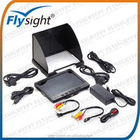 G2467 flysight black Pearl RC801 lite 7 inch 1280*800 HDMI input HD lcd display monitor new arrival