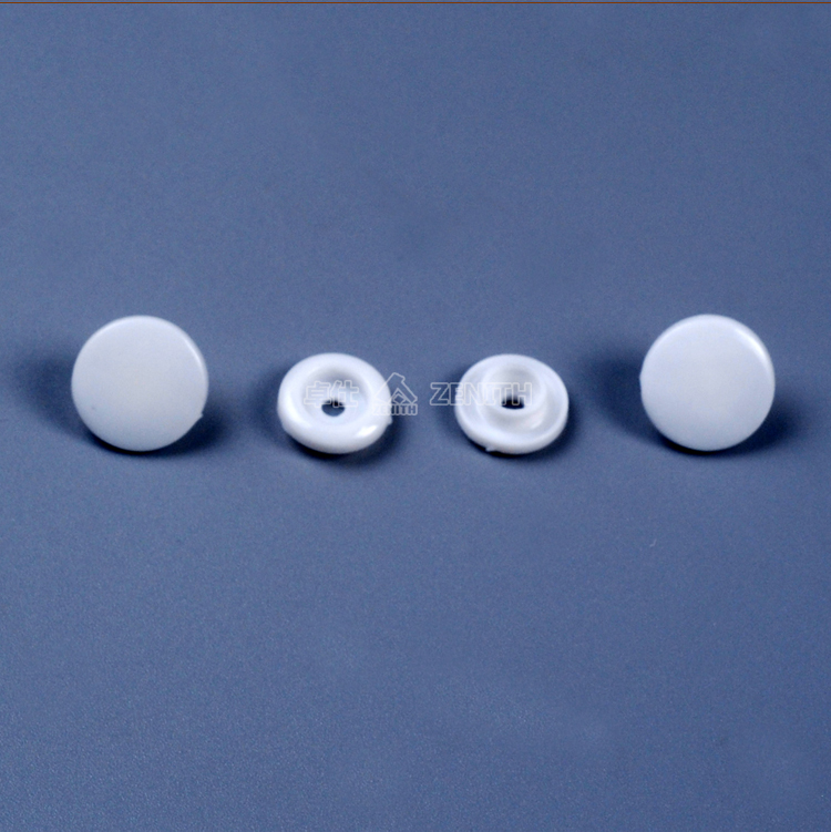 Plastic Snap closure Button  for Baby Cloth    BP40372