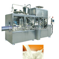 Fresh Milk Filling Machine