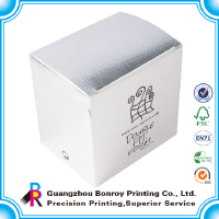 Newest Chinese printer offer custom luxury LOGO design cosmetic box