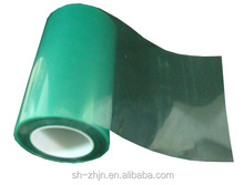 High Tack Green PET film Splicing tape For release paper or liner