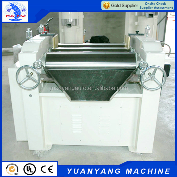 New Type Modern Style S315 Three Roll Mill for offset ink production