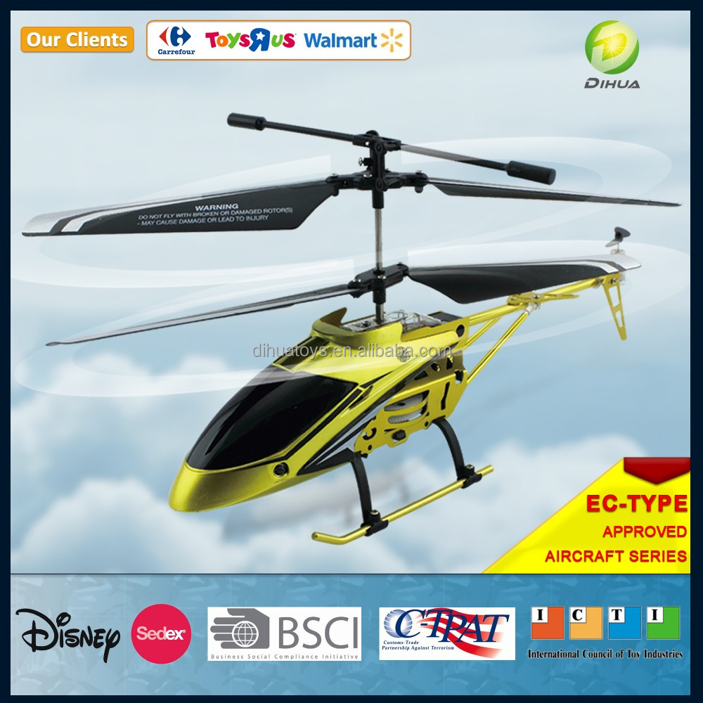 3.5-Channel RC Toy Heli Metal Structure Helicopter with Gyro
