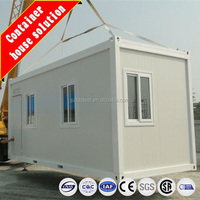 steel frame prefabricated house germany