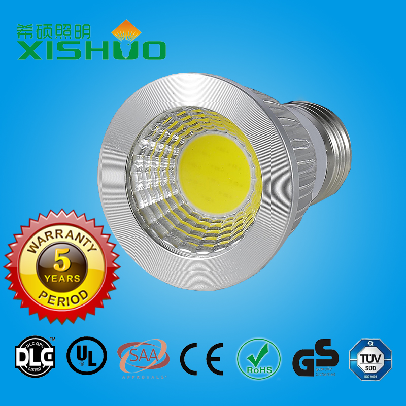 Wholesale energy saving mr16 gu10 gu5.3 e27 cob led spot light mr16 led spot lamp 12v 5000k with CE RoHS FCC certificate
