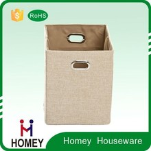 2015 hot high quality low price multipurpose linen storage boxes