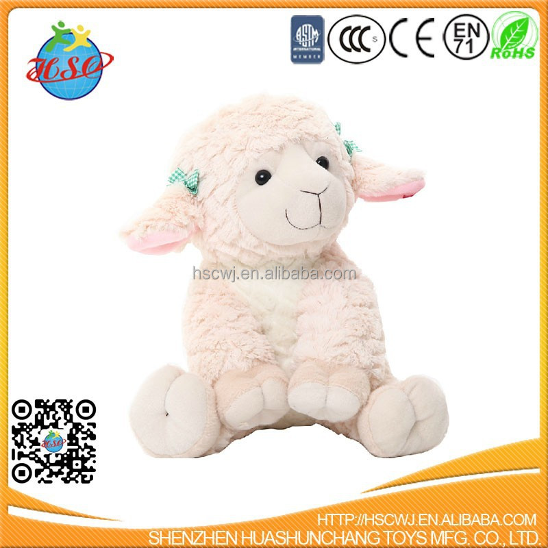 Chinese New Year sheep mascot