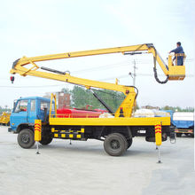 Aerial trucks( with insulative working bucket)/aerial platform working truck