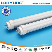 High shock resistance UL T8 led tube light 18w