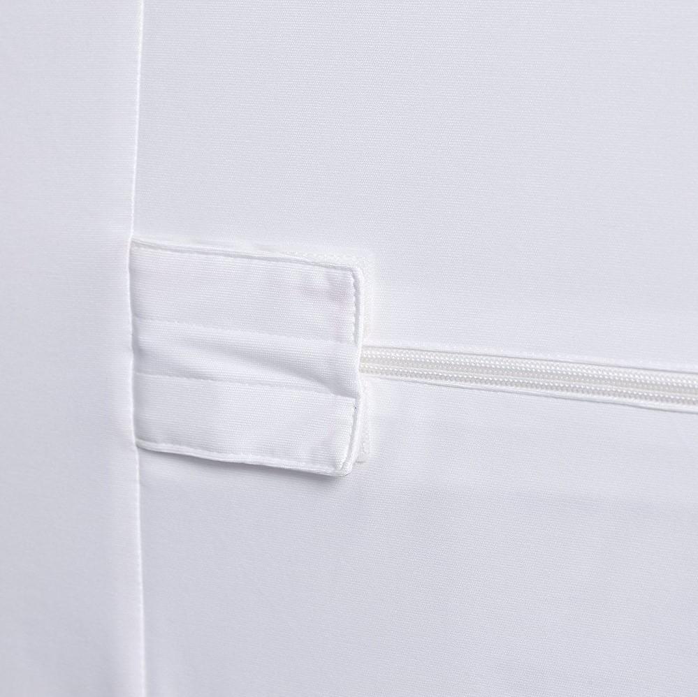 Dust Mite Cover Clinically Proven Antibacterial Machine Washable Zippered Waterproof Mattress Encasement - Jozy Mattress | Jozy.net