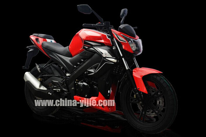 NEW EURO IV 125CC EEC MOTORCYCLE