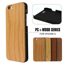 Wood Slogan Mobile Phone Accessories Case For Iphone 6s