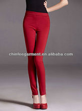 Sexy Ladies Tight Knitting Pants Trousers