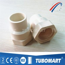 cpvc female union cpvc pipe fittings for pvc pipe plumbing fittings