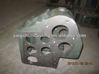 Customized transmission gear box casting/housing