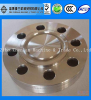 Stainless Steel Forged 316 L PL/SO/SW Flange