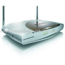 Philips SNA6500 ADSL 2 + Wifi Wlan Modem Router Annex A