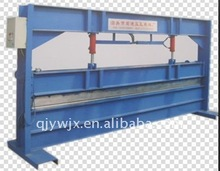 hydraulic bending machine for steel plate with electric
