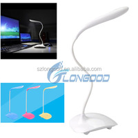 Flexible LED Table Desk Lamp Bedside Reading Home Office Light Warm White