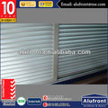 Aluminum Lift & Sliding Door with Aluminum louver Design