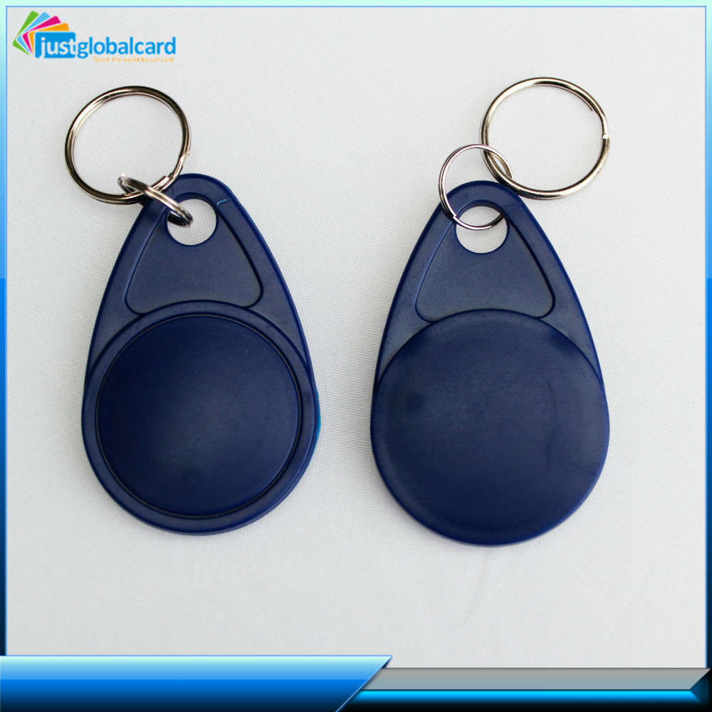 Hot sale NFC rfid tag S50/S70 rfid key fob universal with free key chain