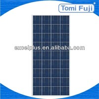 TUV certificate , 120W solar panel in energy cheap price