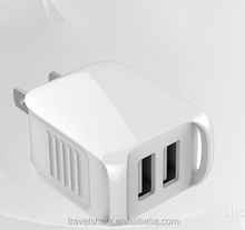Super fast , dual usb ports charger for iphone and samsung ,the newest design in 2016