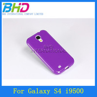 ultra thin soft TPU cell phone case for Samsung 9500 s4