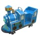 China supplier children game ride toys used track train/adult rides Christmas train set