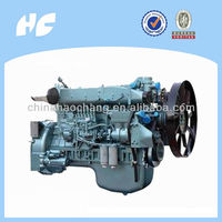 Howo truck engine parts