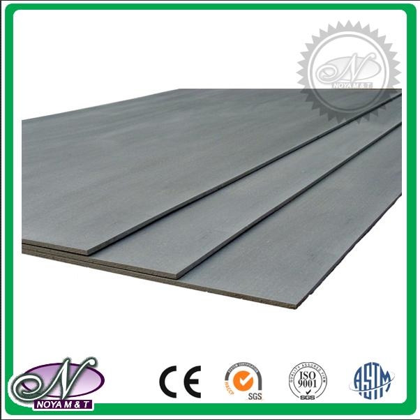 sound-absorbing cement board