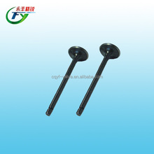 zongshen cb250 engine valve for motorcycle engine exhaust valve