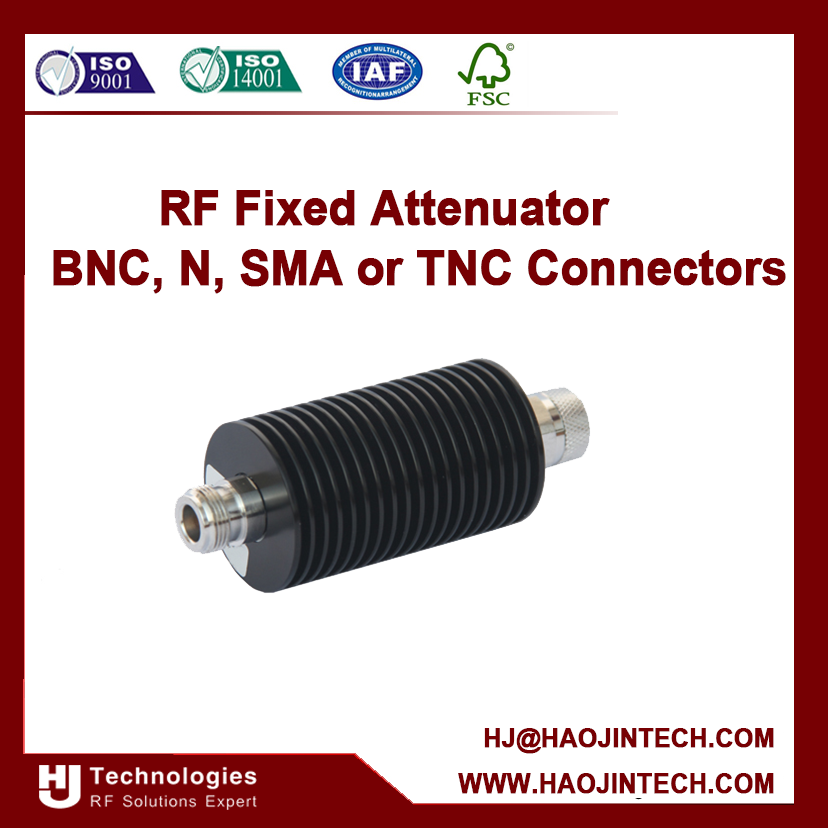 30 watts RF Attenuator Model HJA30