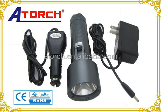 Atorch TC05 Waterproof Design 800LM Night Dive light with Rechargeable Battery Big Blue Dive Lights