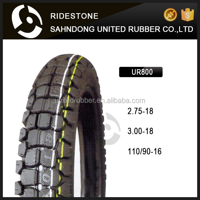 Hot Sale China High Quality Cheap Ridestone Motorcycle Tire 300-17