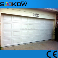 accordion garage door from China suppliers/residential garage cheap doors with side hinged