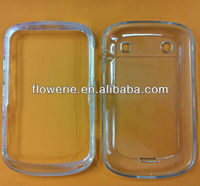 FL2308 2013 Guangzhou hot selling transparent soft tpu back phone case for blackberry 9900