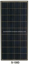 2013 best manufactuer in China for 1kw solar panel