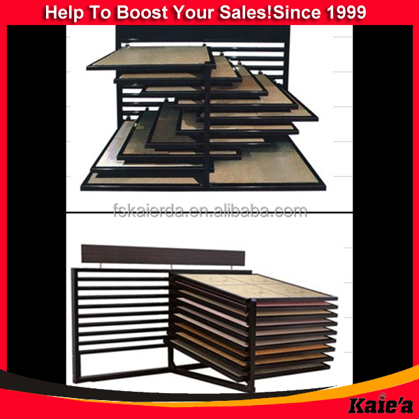 Ceramic Tile Display Stand And Tile Display Racks