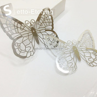 Wholesale Chemical Etching Butterfly Metal Craft